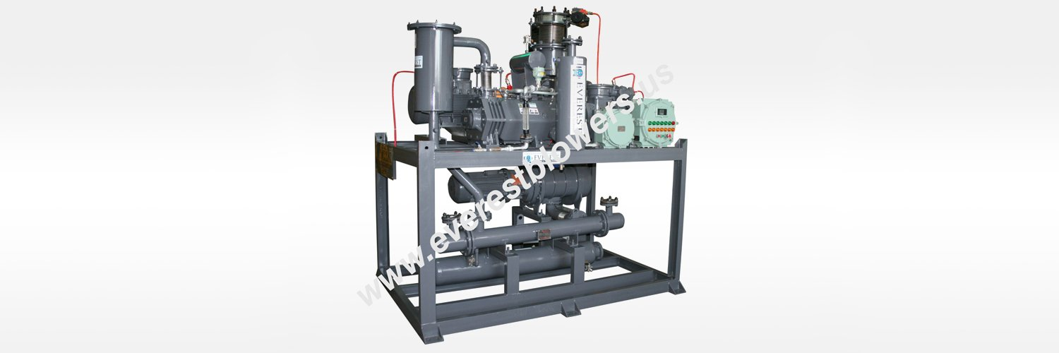 dry-screw-vacuum-pump