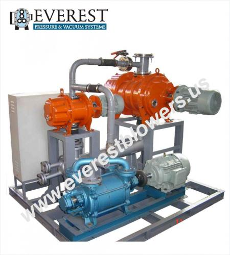 water ring vacuum pumping system (2)
